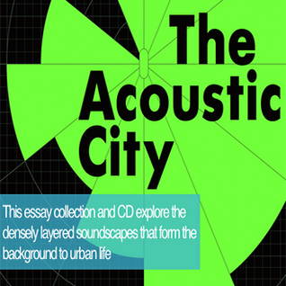 Matthew Gandy on 'The Acoustic City'