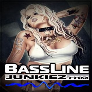 DJ Slingblade live @ Bassline Junkiez 5th birthday 08.11.13