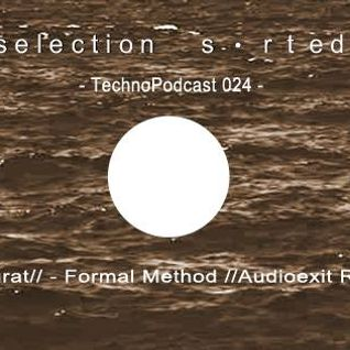 Selection Sorted TechnoPodcast 024 - Hyo