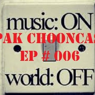 J-Pak | CHOONcast | - Episode # 006 / Eclectic Electric EDM