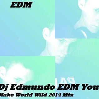 Dj Edmundo EDM You Make World Wild 2014 Mix
