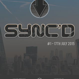 2015-07-18 Miles Willcod LIVE SET at Sync'd at 3am-4am