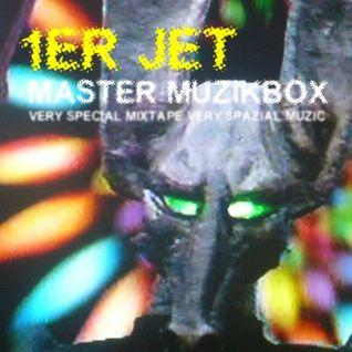 "MMPOD018 -  Master Muzikbox ""1er Jet - Very Special Mixtape Very Spazial Muzic"" (2013)"