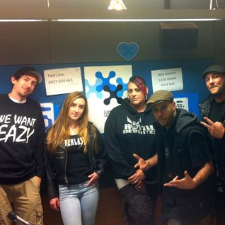 HC Radio - Sherock with Spice feat. Sarah Connor - Oct 3, 2014