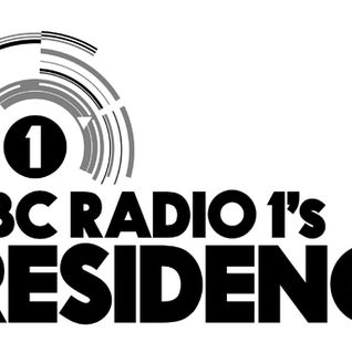 Rockwell - BBC Radio1 Residency - 24.11.2016