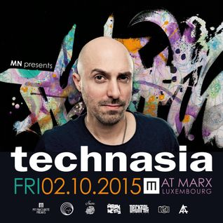 2015.10.03 Seba Lecompte @ Marx Club Luxemburg With Technasia