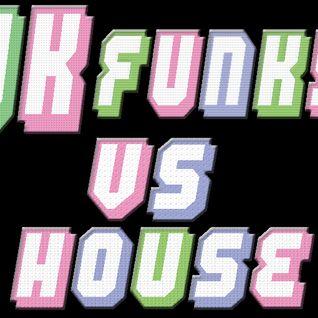Dj Andy A Uk Funky VS House Mixtape