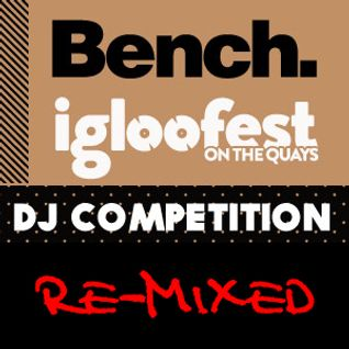 Bench Igloofest Competition: Re-Mixed