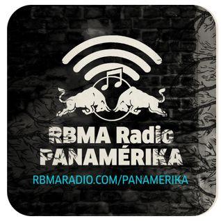 RBMA Radio Panamérika 423 - Golpeando tu cabeza contra un muro