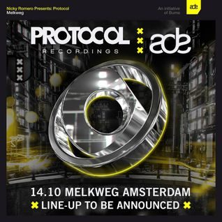 Blinders b2b Florian Picasso live @ Protocol Recordings (ADE 2015) – 14.10.2015