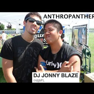 The 'Must Ash' Mix (Jonny Blaze & Anthropanther)