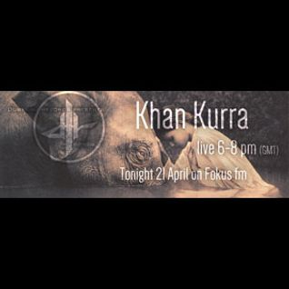 Dubtribu Records live on Fokus with Khan Kurra 21/04/14