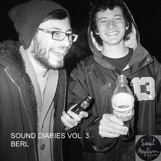 Sound Diaries Vol.3 BERL