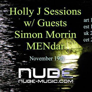 Holly J Sessions * NUBE Music Radio * Nov 2015