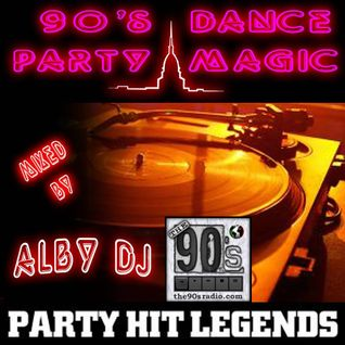 Party Hit Legends #25 - The Best 90's Hits Songs
