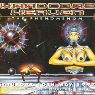 Hardcore Heaven - The Phenomenom Slipmatt with Charlie B MC Junior