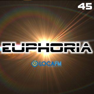 EUPHORIA ep.45 29-04-2015 (Loca FM Salamanca) DJ Correcaminos