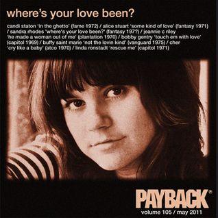 PAYBACK Vol. 105 May 2011