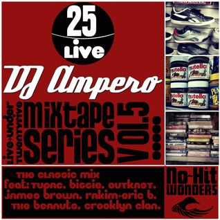 Live & Under 25 Series vol. 5: The Classic Mix