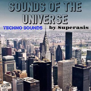 196.Sounds of the Universe RadioShow by Superasis@All My Friends are Vandals-Almeria-Party#02.06.16