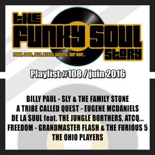 the Funky Soul story #108 (juin 2016)