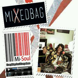 Marcia's MiXedBag show on Mi-Soul 20/07/2015