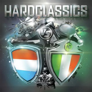 Lady Dana & Pavo	@ HardClassics - Holland vs Italia