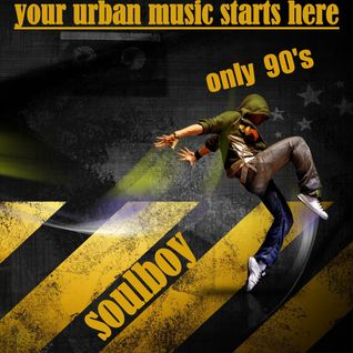 your urban music starts here only 90's