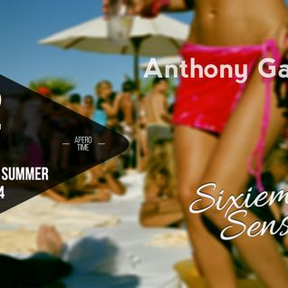 Anthony Garner from Sixieme Sens - Opening Summer Mix Part 2 - Apero Time