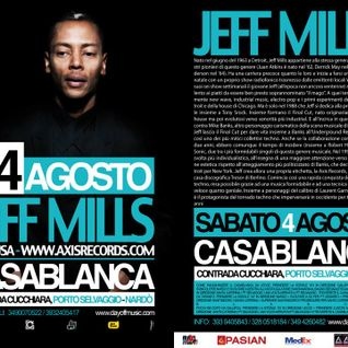 Jeff Mills Dj Set @ Crime Fest 04-08-012