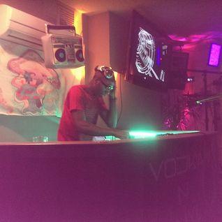 Dj-Shock-C Live @ Vodka'n'Vinyl 4.9.15