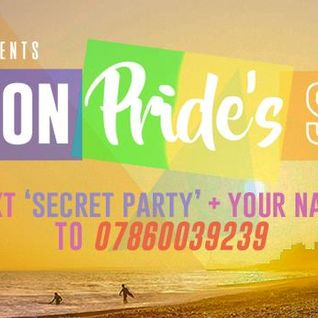DJ A1 ,CODESOUTH PRIDE SECRET PARTY PROMO, GARAGE AND BASS