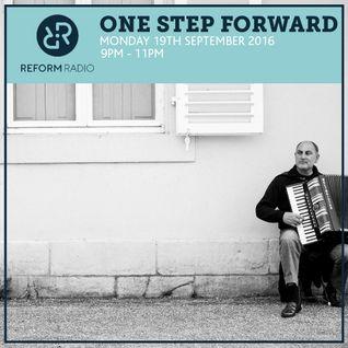 One Step Forward 19th September 2016