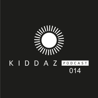 Kiddaz Podcast Radio 014 - with Alexander Weinstein in the mix