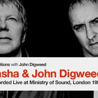 Sasha & John Digweed - Transitions #627 - Live at Ministry of Sound, London 1997 - 05-Sep-2016