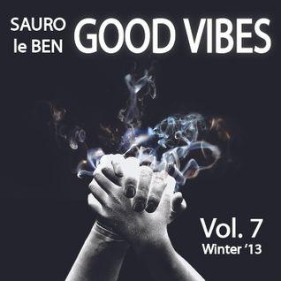 GOOD VIBES Vol.7, Winter 2013 - Cd1
