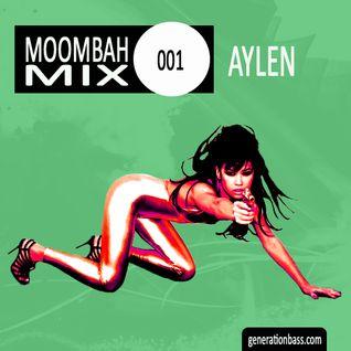 MOOMBAHMIX001 – AYLEN – Generation Bass Exclusive