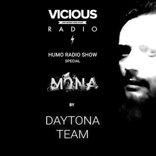 Humo Radio Show 123 Special Mona Records by Daytona Team 14/03/2016