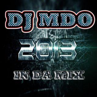 2013 IN DA MIX