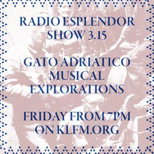 Radio Esplendor #3.15.