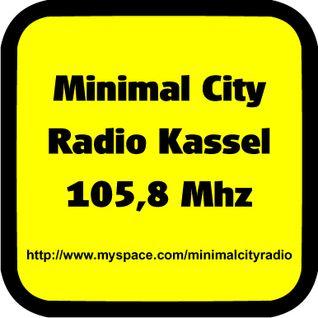 Dave Tarrida live bei Minimalcityradio Kassel