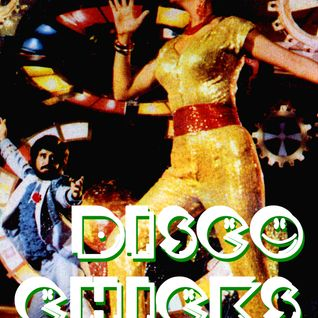 New Delhi Disco Chicks - Bollywood Mixtape Vol. 1.