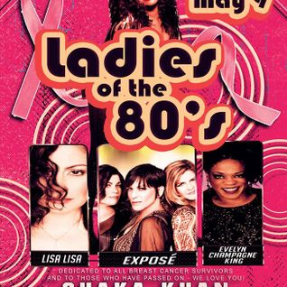 LADIES OF THE 80S QUICKMIX PART 1 - JAMES COLES IN THE MIX