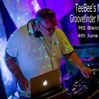 TeeBee's Groovefinder Night #1 Mix 4th June 2016..