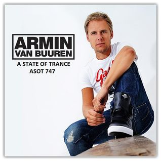 Armin van Buuren – A State Of Trance ASOT 747 (Special Who's Afraid Of 138!) 07-JAN-2016