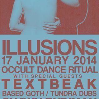 ILLUSIONS live set - Jan 2014