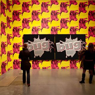 Bug Session with Miss DL & special guest Jon WoodHouse - March 2012