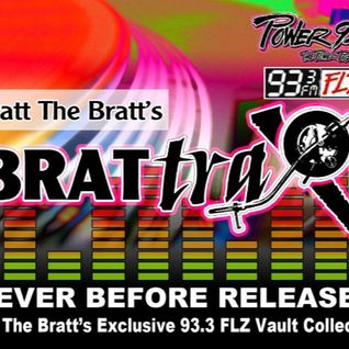 Brattrax LIVE ON 93.3FLZ (Air-date 11/2000) S1 CD 1 w/Drops
