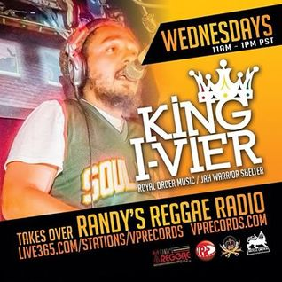 6-4-14 KING I-VIER TAKES OVER RANDY'S REGGAE RADIO!