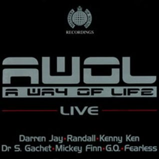 Kenny Ken with MC Fearless & MC GQ - AWOL 'Returns to the Ministry' - 2006